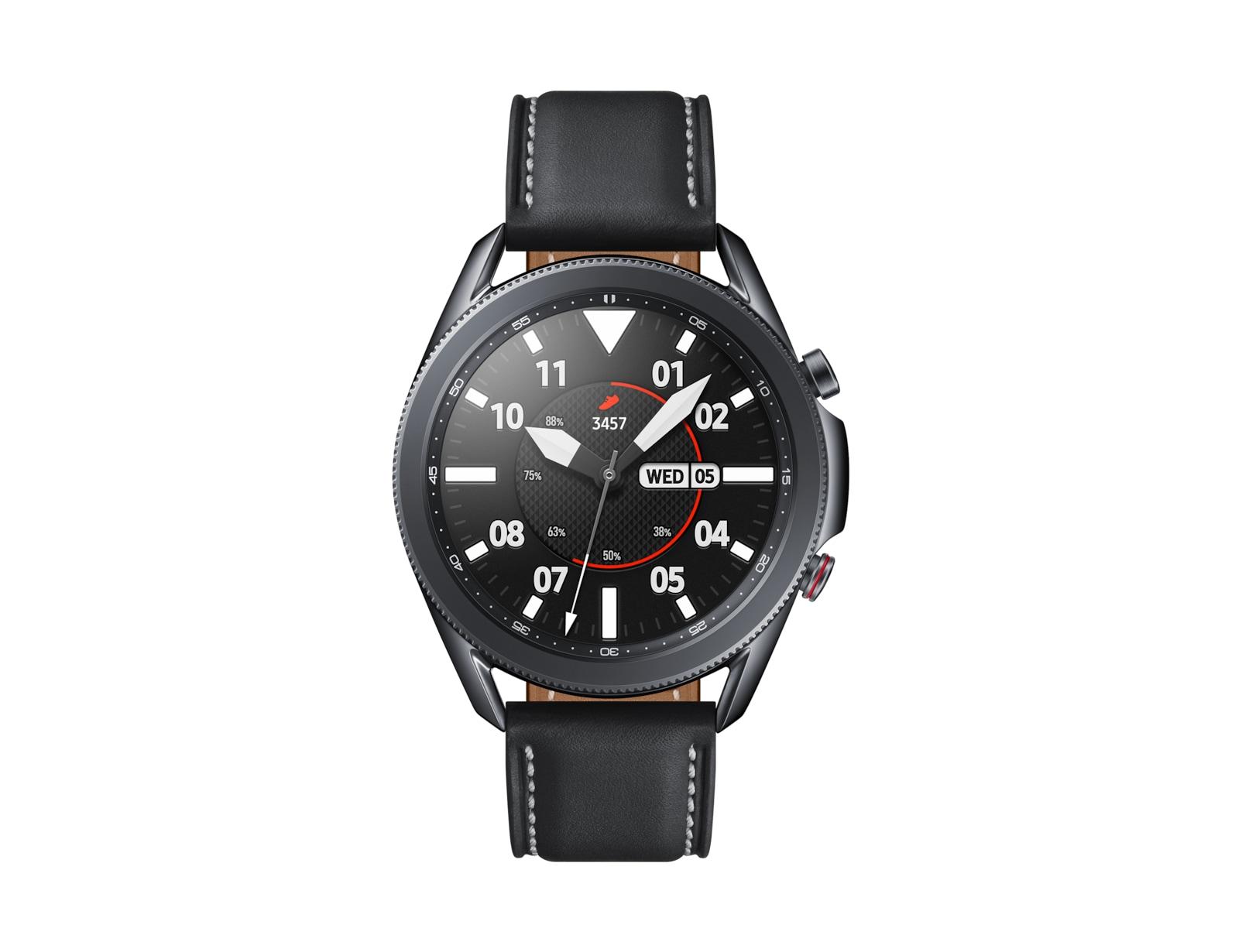 Samsung Galaxy Watch3 Mystic Black LTE (45mm)