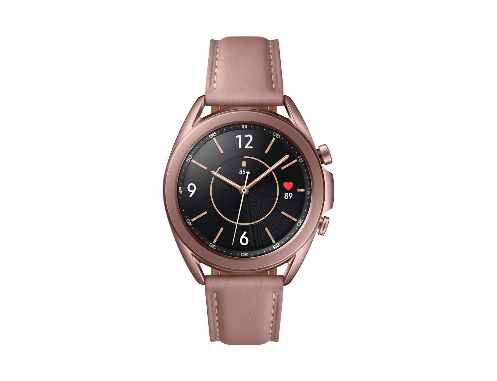 Samsung Galaxy Watch3 Mystic Bronze Bluetooth (41mm)
