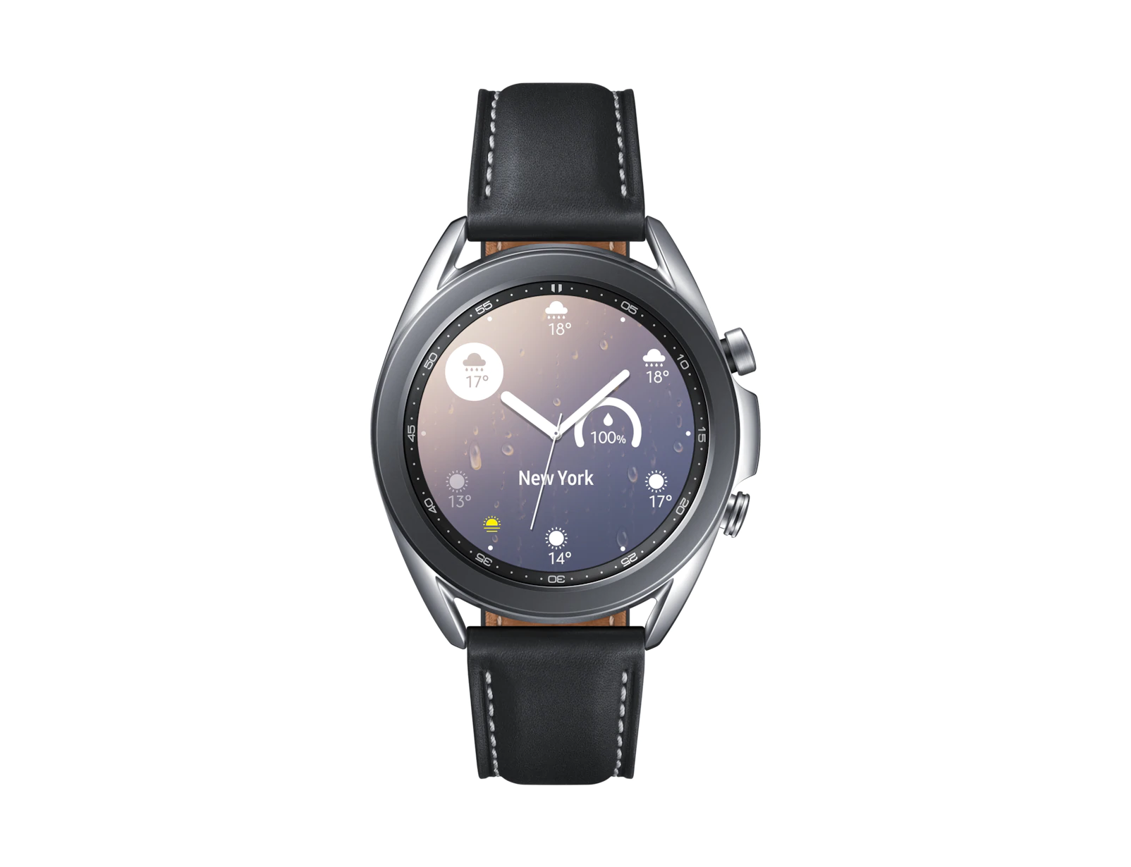 Samsung Galaxy Watch3 Mystic Silver Bluetooth (41mm)