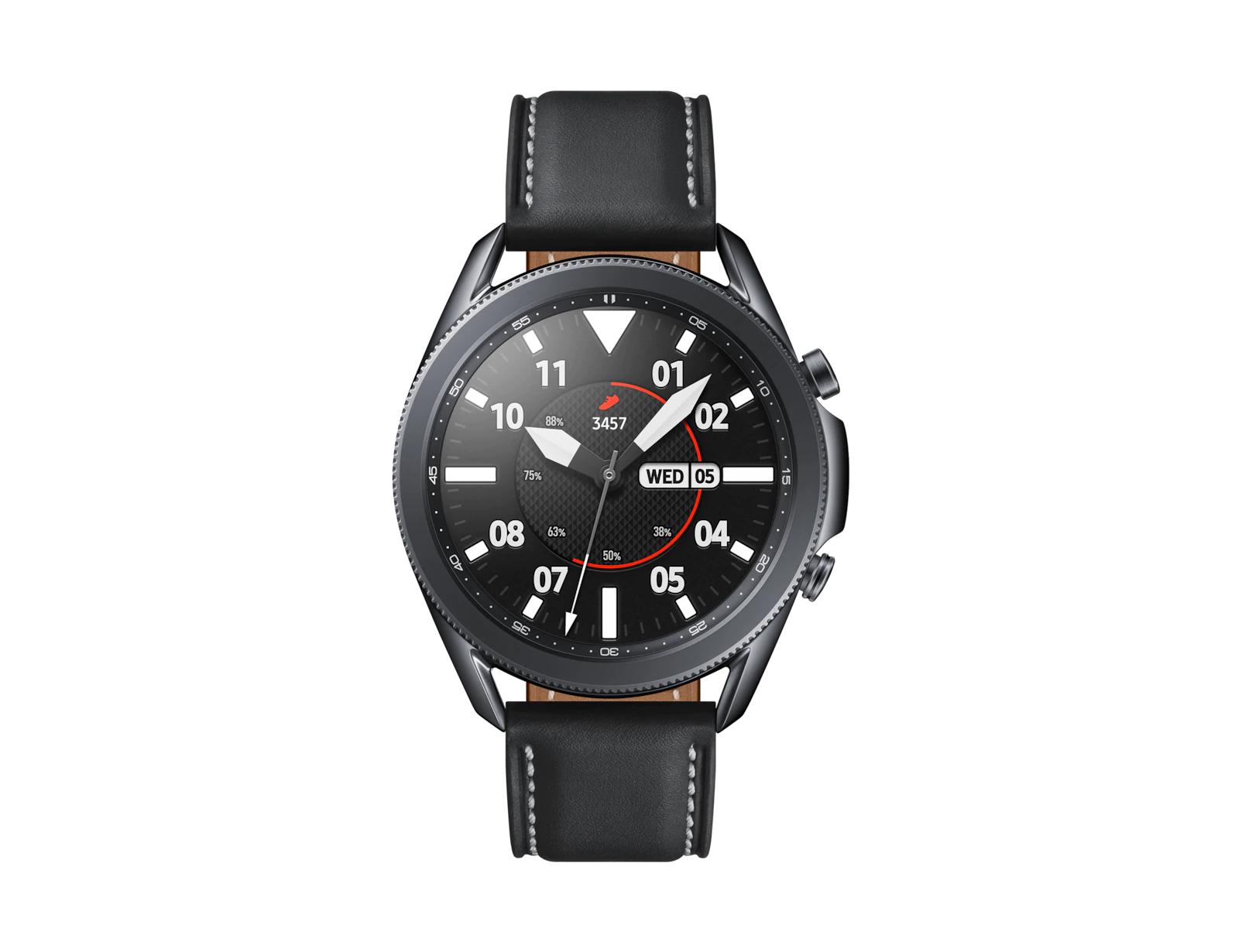 Samsung Galaxy Watch3 Mystic Black Bluetooth (45mm)