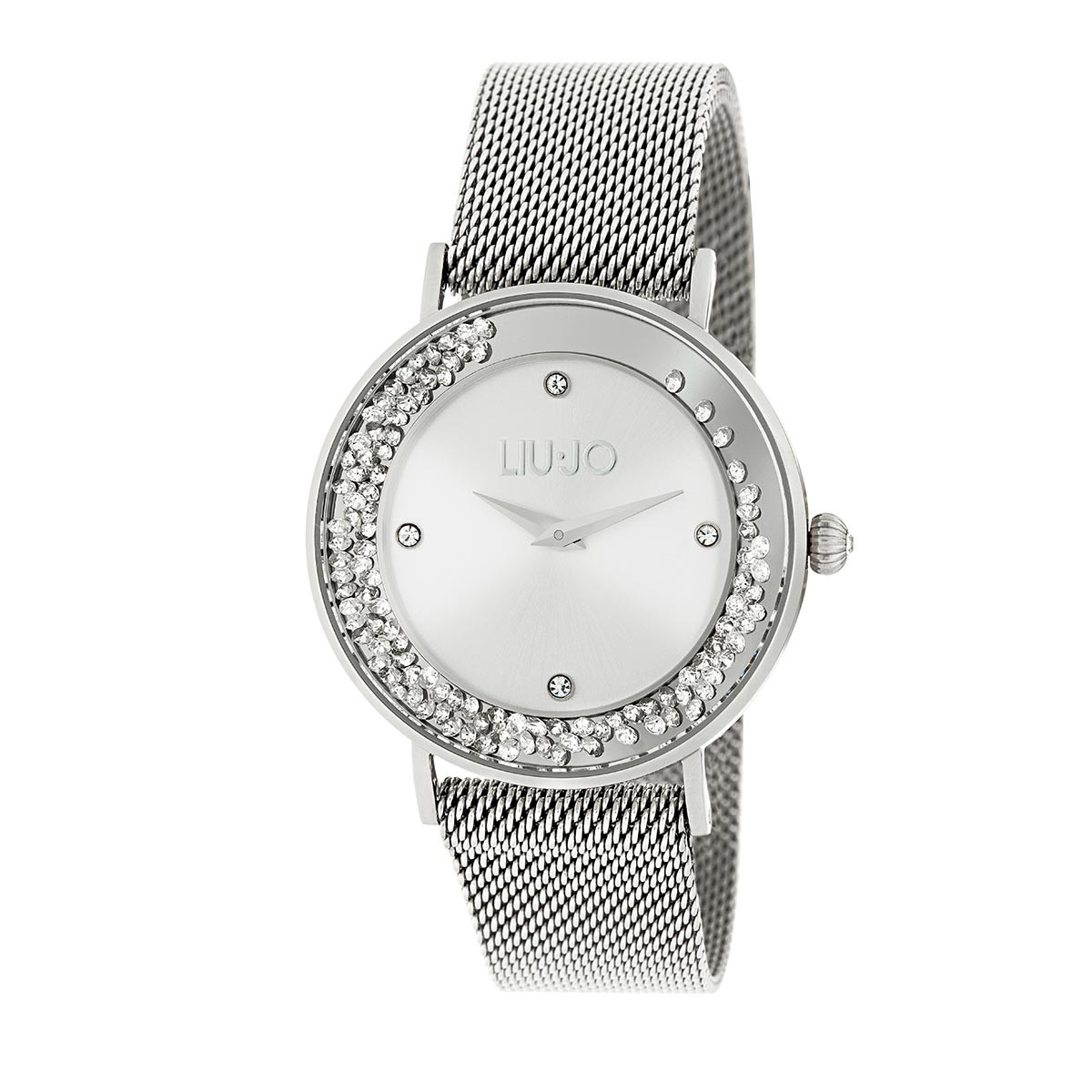 LIU JO Dancing Slim Silver 36mm