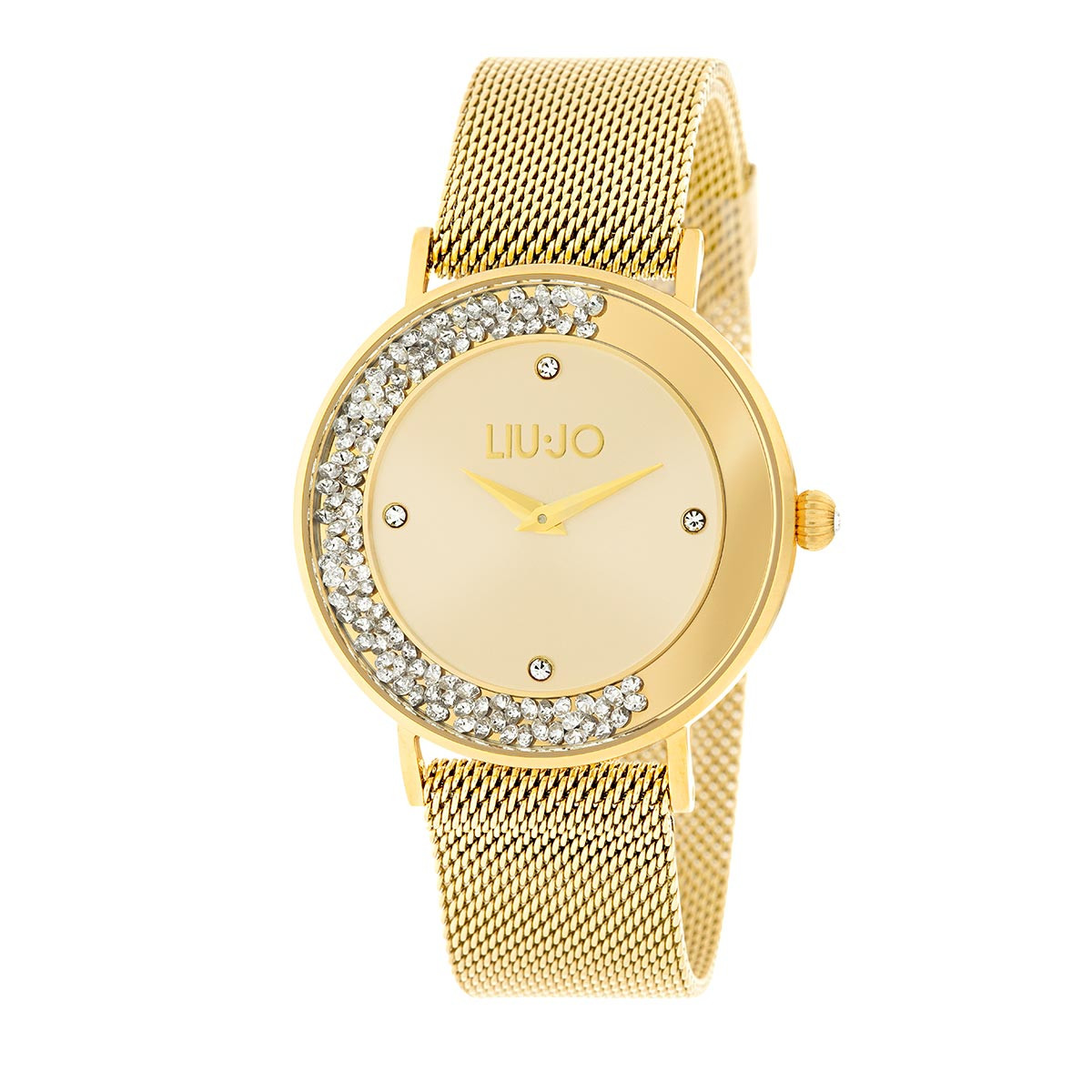 LIU JO Dancing Slim IP Gold 36mm