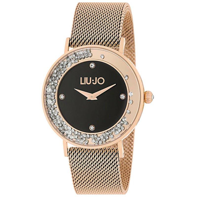 LIU JO Fashion Twist IP Gold 27mm