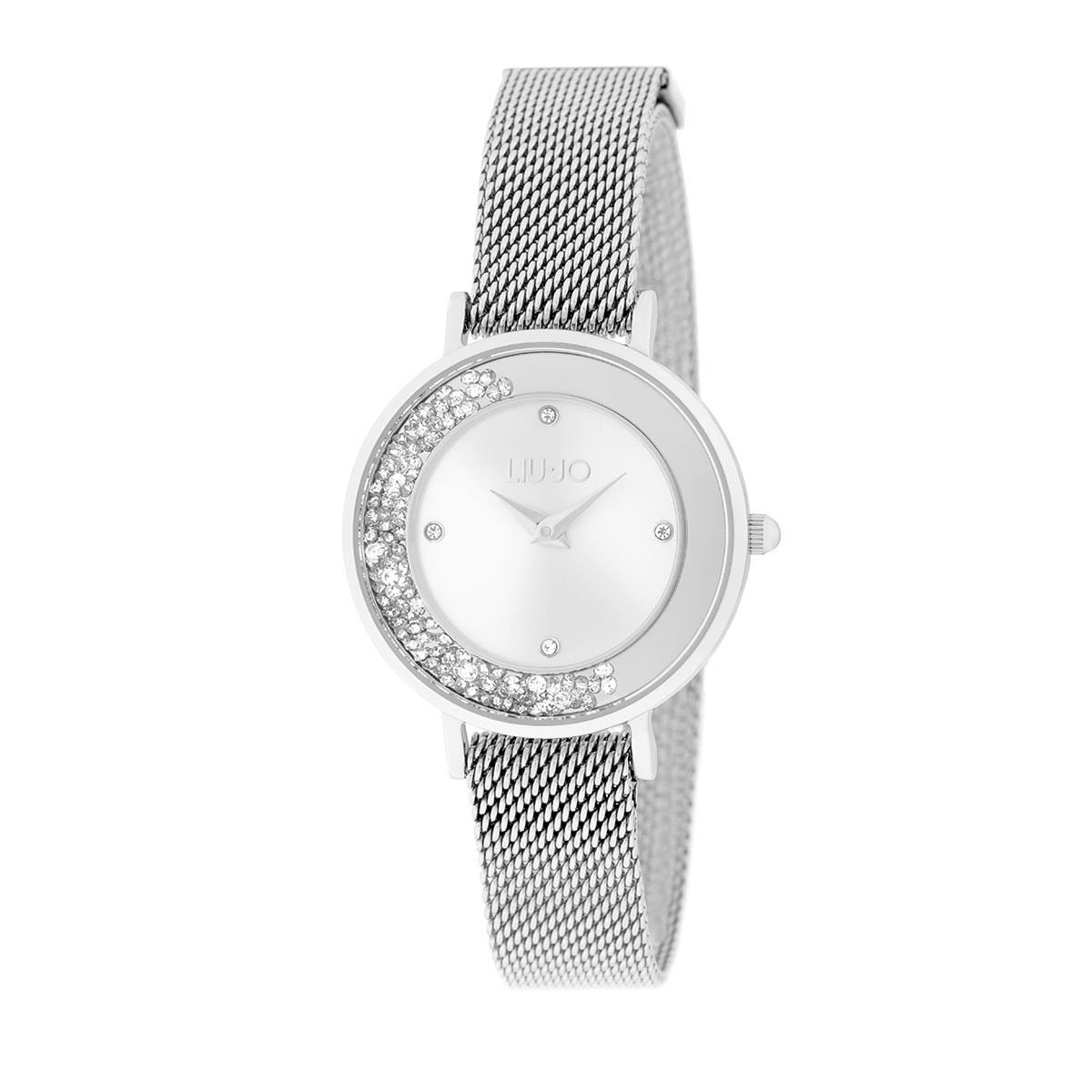 LIU JO Mini Dancing Slim Silver 29mm