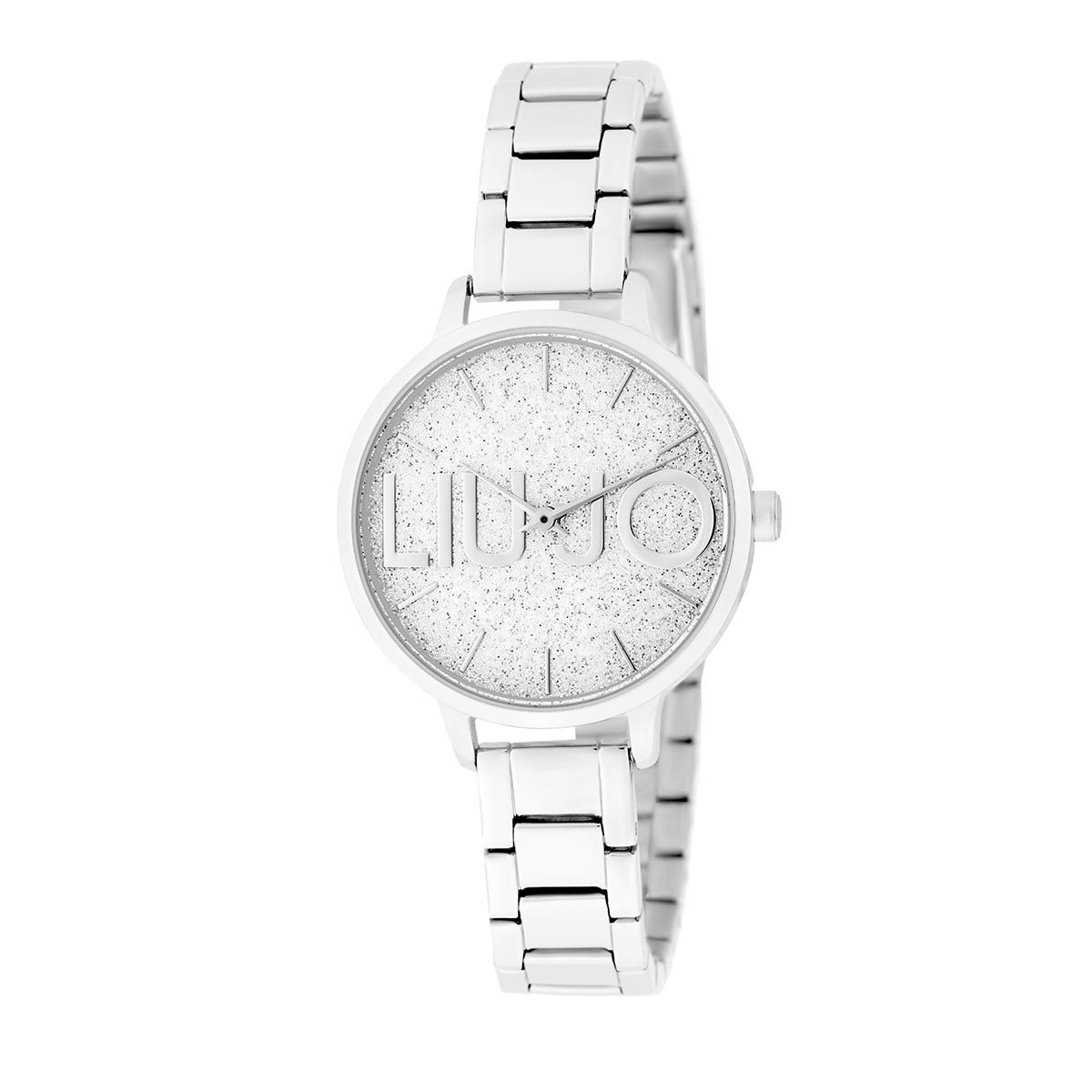 LIU JO Couple Light Silver 32mm