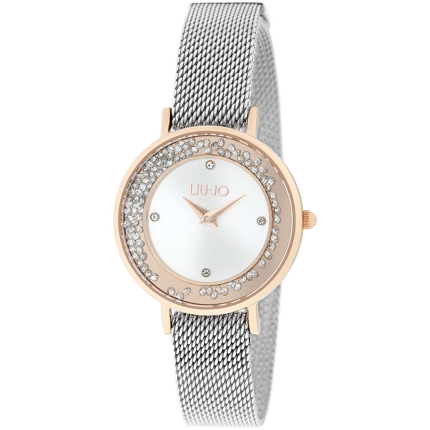LIU JO Mini Dancing Slim IP Rose Gold 29mm