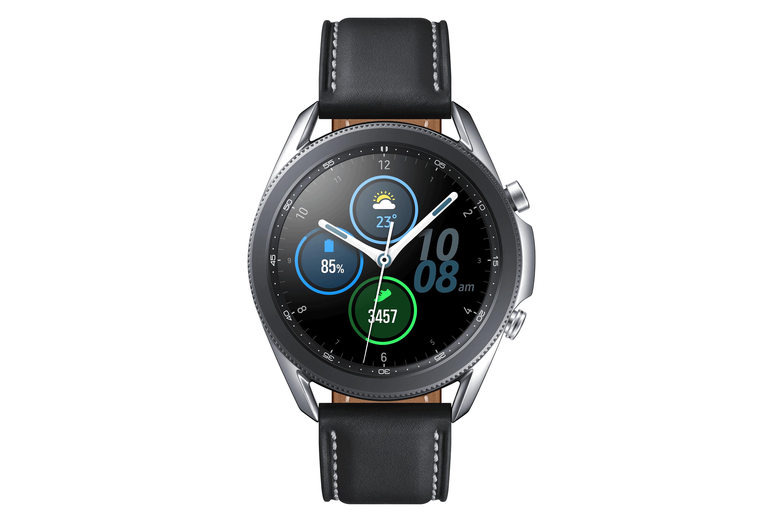 Galaxy Watch3 Mystic Silver Bluetooth (45mm)