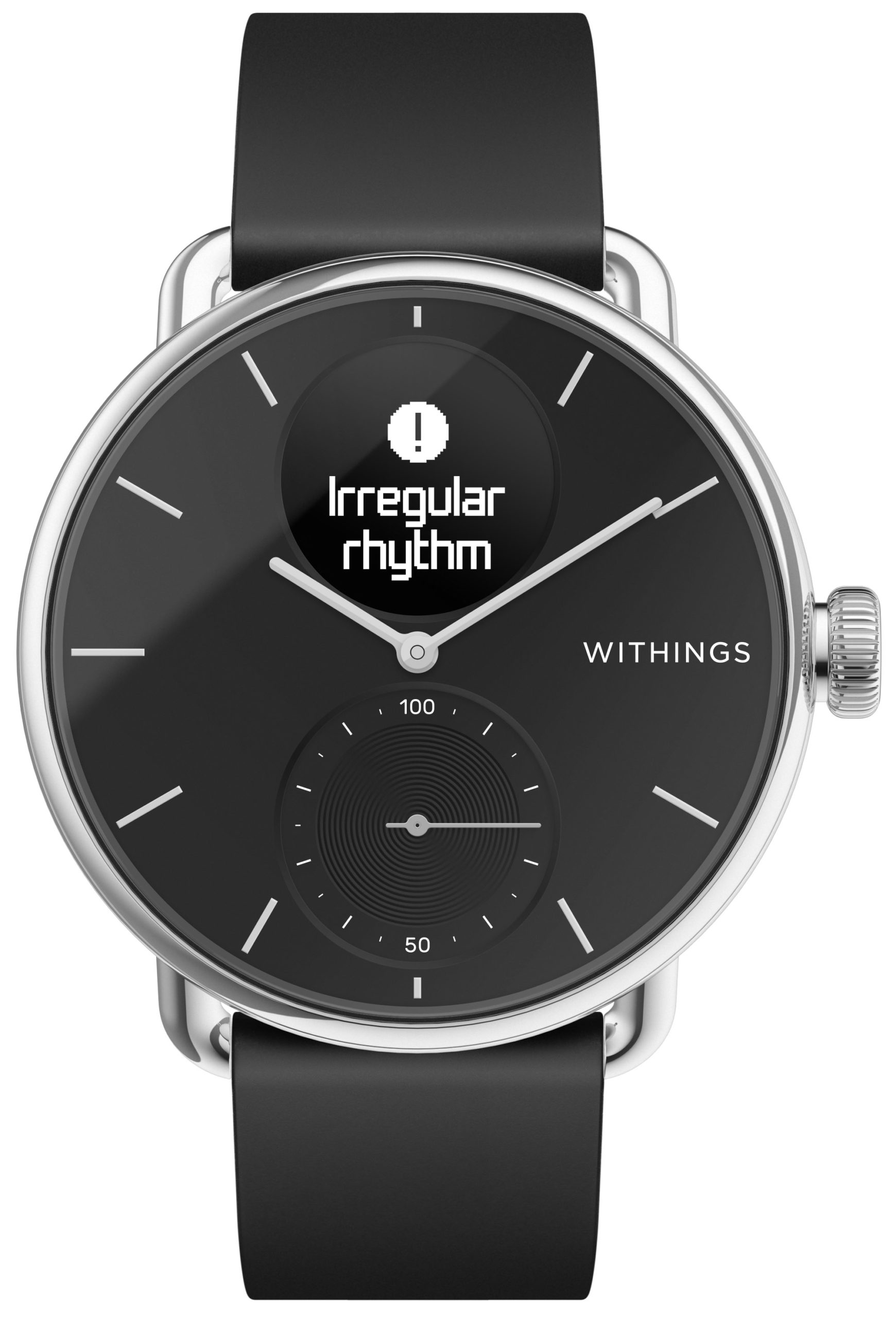 Withings ScanWatch HWA09 (Schwarz, 38mm)
