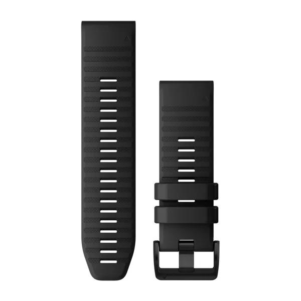 Garmin QuickFit® 26-Uhrenarmband (Schwarz)