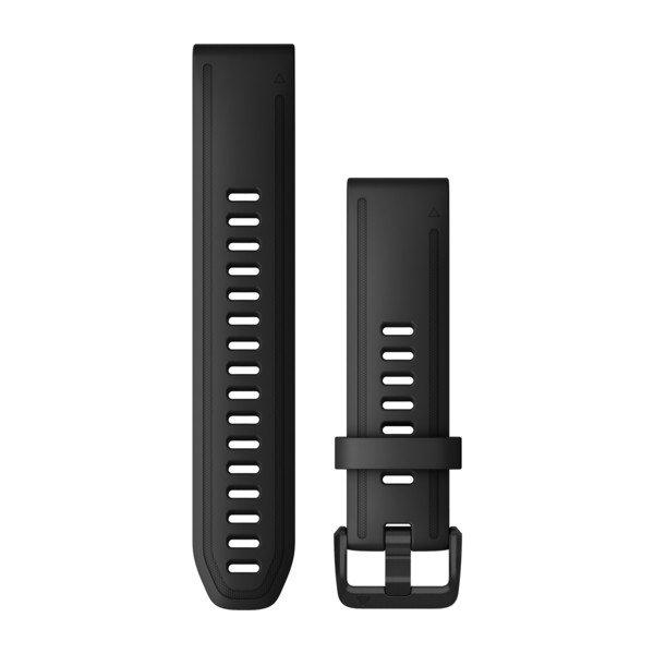 QUICKFIT™-ARMBÄNDER 20 MM (Schwarz)