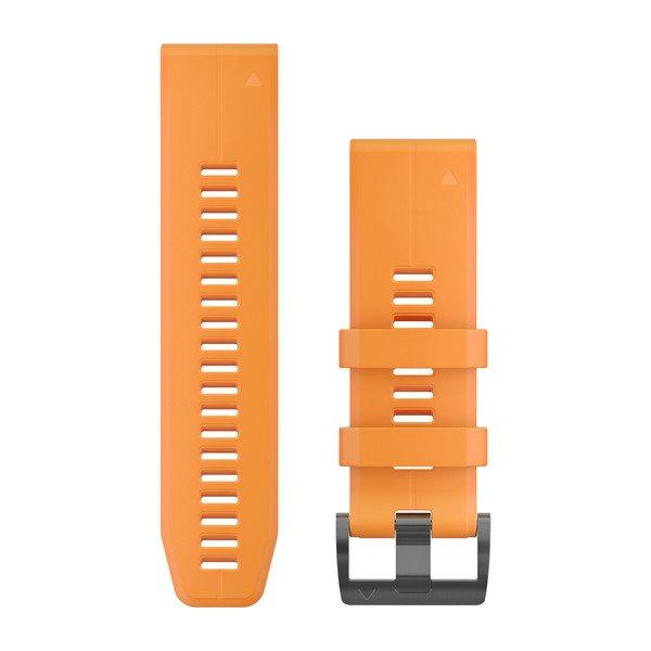QuickFit® 26-Uhrenarmbänder (Orange)